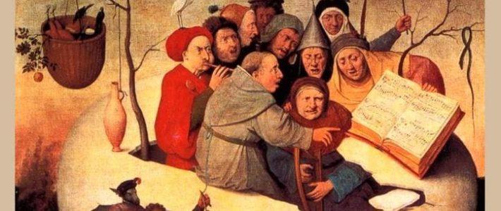 La música al servicio de la palabra – Madrigales y canciones
