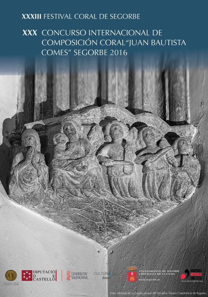 Concurso de Composición Coral 2016