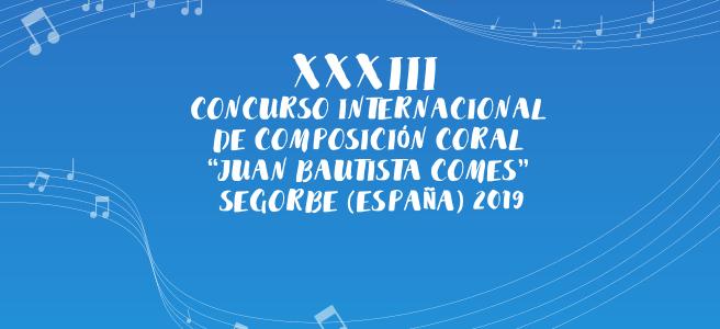 Se otorga el XXXIII Premio de Composición Coral